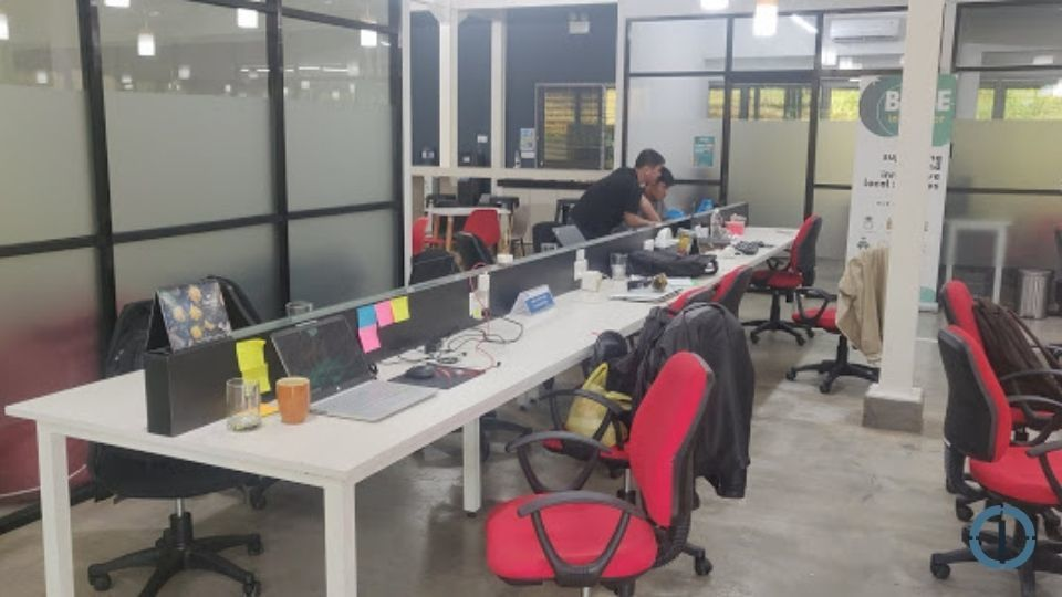 Kantor co-working space nongsa digital park